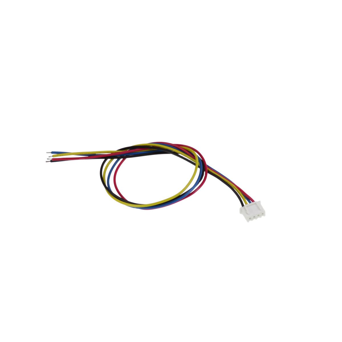 XH型4P(オス)コード付き(30cm)