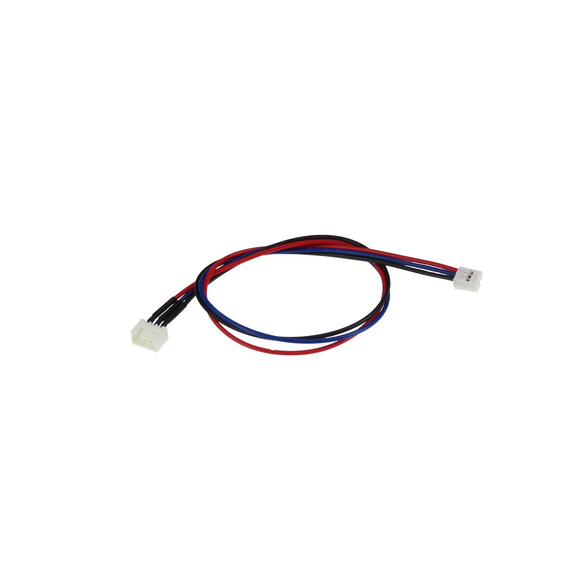 タミヤLF型3Pメスコネクター-XH型3Pオス変換コネクター(30cm)