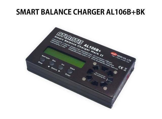 SMART BALANCE CHARGER AL106B+BK