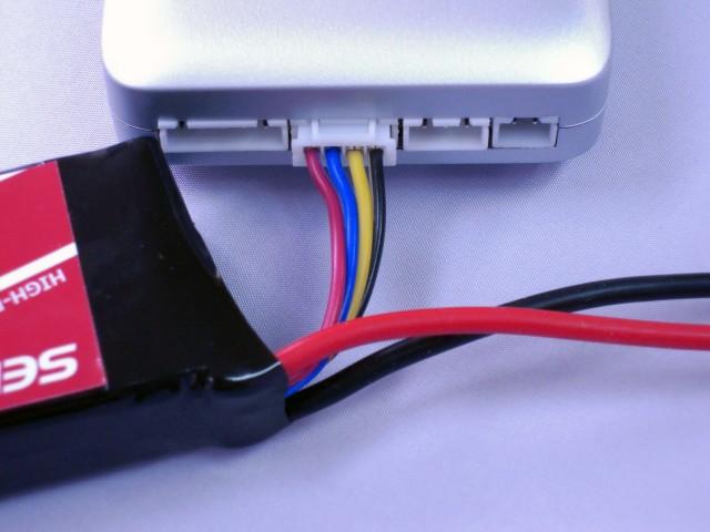 AL141充電中2画像