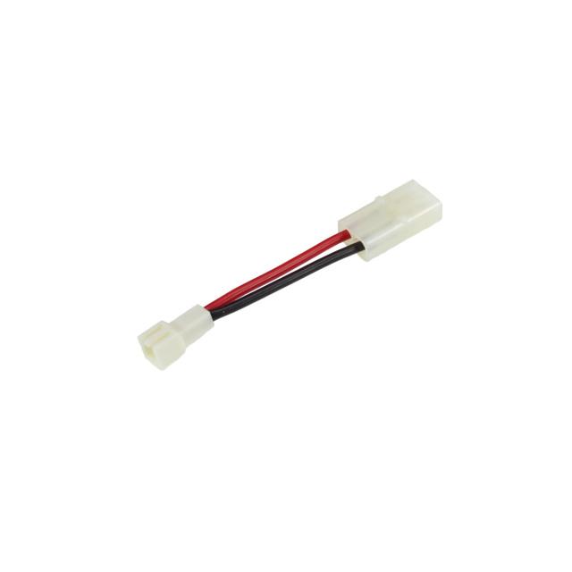 タミヤ(ラージ)コネクターメス&モレックス5240型コネクターメス変換コネクタ