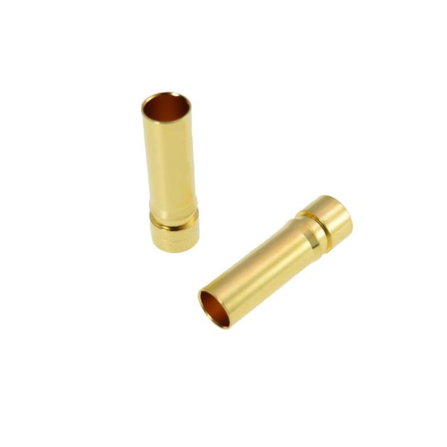 ヨーロピアンコネクター φ5mm メス2個セット