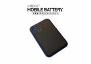 PPD600 大容量モバイルバッテリー 6000mAh