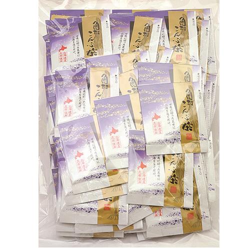 〔お手軽パック〕 角切こんぶ茶 100パック入