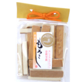 秋田の伝統菓子 両面焼 もろこし 130g