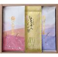 【やさしい色合いの和紙袋入】 なごみ 3本セット 角+梅+生姜