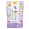 贅沢緑茶 テトラ(三角)パック 5g×12パック 【ポストイン発送可】