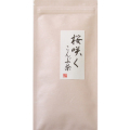 【桜の風味がお茶碗いっぱいに広がる】 桜咲くこんぶ茶 50g 【ポストイン発送可】