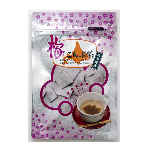 〔ご家庭用〕 梅入こんぶ茶 【小】 32g 【ポストイン発送可】