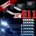 HID H11 キット 35W HIDフルキット HIDキット ヘッドライト キセノン ディスチャージヘッドライト HIDライト hid H11 車 パーツ カー用品 ケルビン数【6000K 8000K 10000K 12000K 15000K 30000K選択