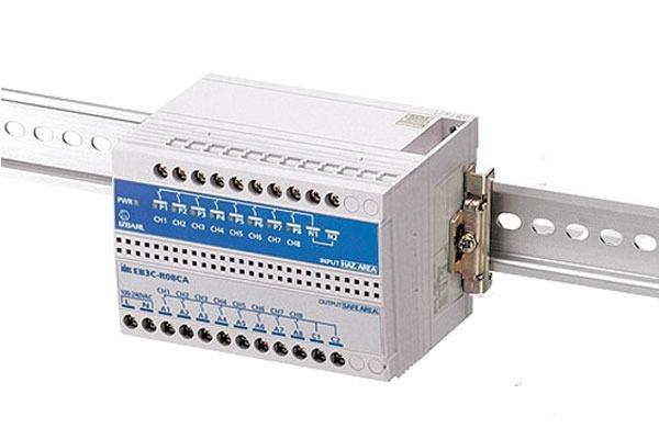 EB3C-R08AN IDEC EB3C形リレーバリア(本質安全防爆構造)AC100~240V リレー出力 8回路