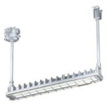 EDCL2021SA9-28レディオック 普通粉じん防爆形LED照明器具 Hf32W×1灯用(高出力形)相当 パイプ吊形 ハブ寸法28
