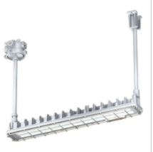 EDCL2041SA9-28レディオック 普通粉じん防爆形LED照明器具 Hf32W×2灯用(高出力形)相当 パイプ吊形 ハブ寸法28