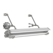 EXILF3411BSA9N-28 岩崎電気照明器具 ベースライトLEDioc 防爆形 直管LEDランプ 照明器具 40°ブラケット形