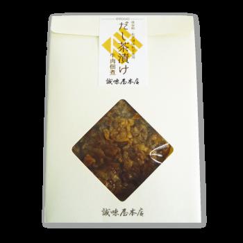だし茶漬け(牛肉佃煮)