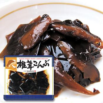 創作佃煮 椎茸こんぶ