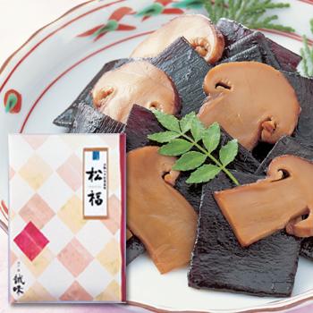 山椒入り松茸昆布『松福』72g