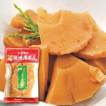 竹の子土佐煮