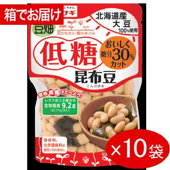 低糖昆布豆