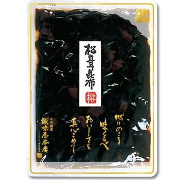 松茸昆布Lパック180g