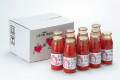 トマトジュース8本+柚子ジュース4本(化粧箱入)