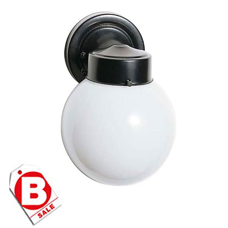 【訳アリ】センプリチェアウトドアライト・玄関照明/ウォールタイプ・ダウン型
