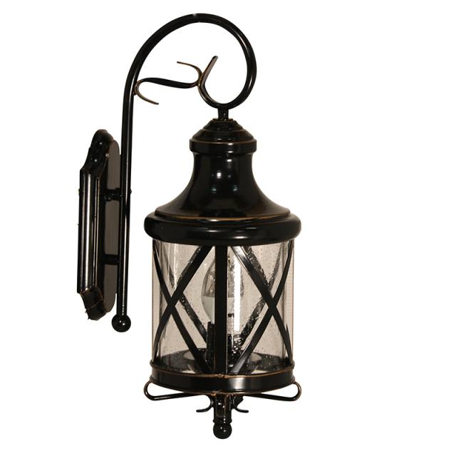 イングレッソ2灯アウトドアライト・玄関照明/ウォールタイプ・アップ型