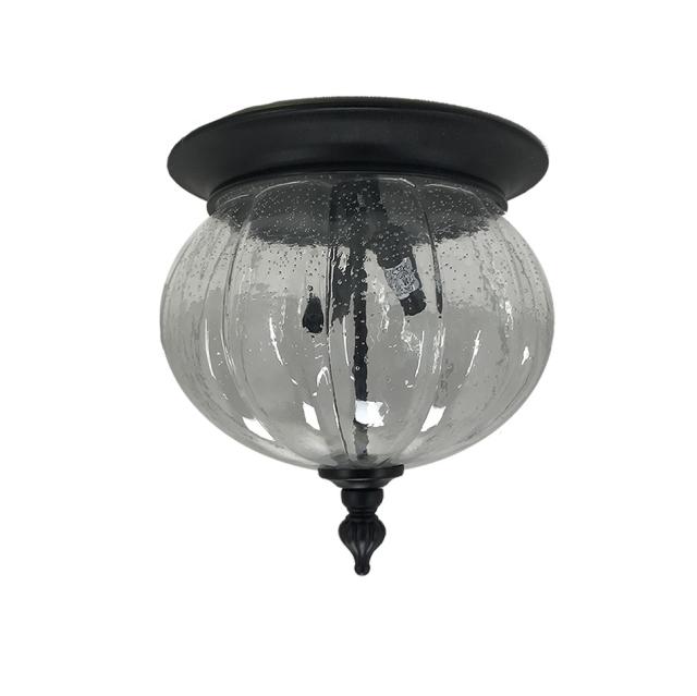 ポルチーノ2灯アウトドアライト・玄関照明/シーリング型