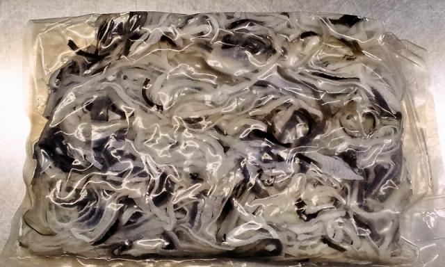 ふぐ皮刺し糸造り500g