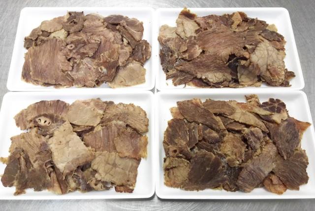 肉ベーコンサンプル画像
