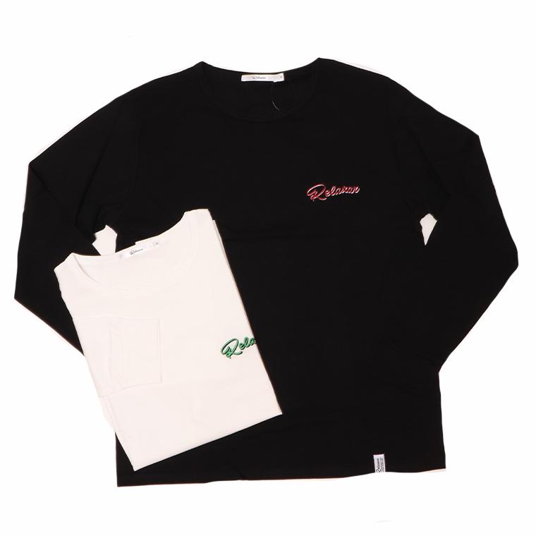 Dalponte ダウポンチ DPZ-RX152 長袖Tシャツ コットン100%