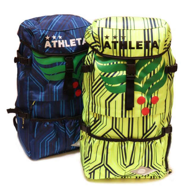 ATHLETA アスレタ 05253L BAG バックパック リュック 容量約35L サッカー フットサル