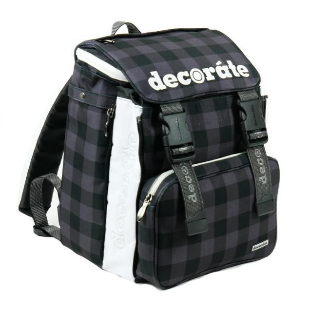 decorate(デコレート) キッズバッグ DMS-077【Clockn-R】 25L Lサイズ ランドセル リュック