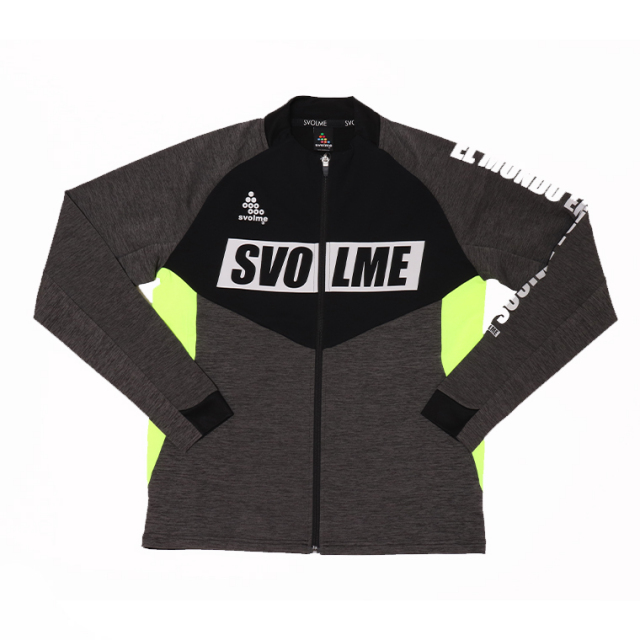 SVOLME(スボルメ) FINEジャージ DRYトップ 1211-85001 トレーニングシャツ