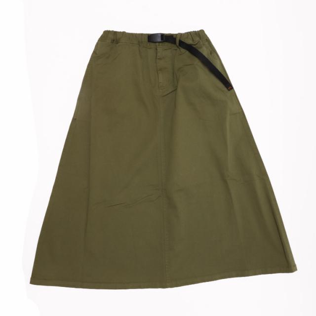 ROKX(ロックス)  RXWF215011 アウトドア ロングスカート ストリート スカート