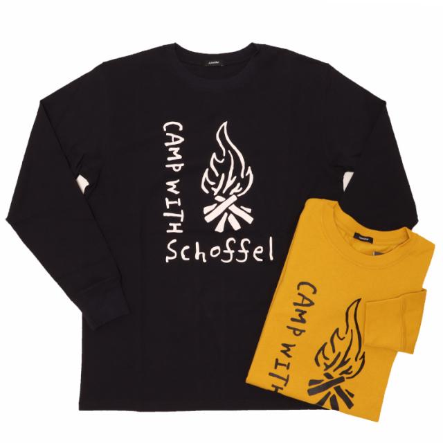 Schoffe(ショッフェル)46160 長袖Tシャツ ロングTシャツ