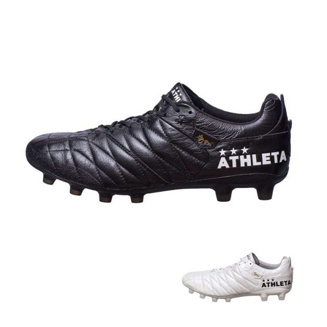 ATHLETA(アスレタ)10007 O-Rei Futebol A002 PWHT BLK サッカースパイク 取り寄せ商品 1週間~10日
