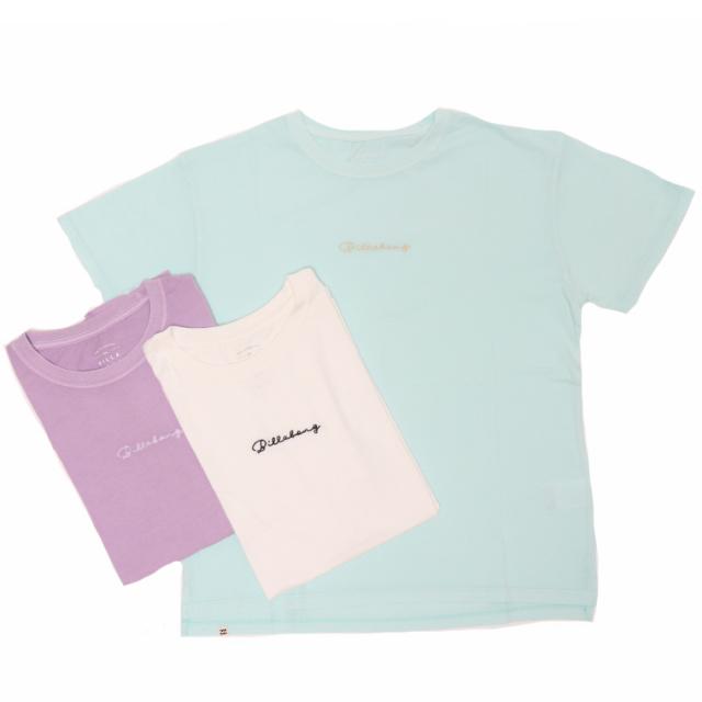 BILLABONG(ビラボン)BB013210  Tシャツ レディース ワイドTシャツ ゆったりシルエット