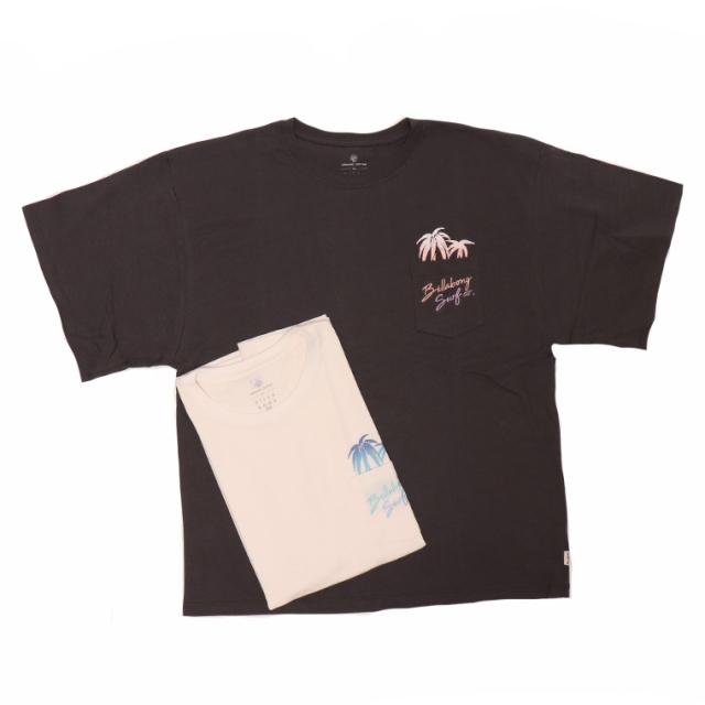 BILLABONG(ビラボン)BB013215  Tシャツ レディース ワイドTシャツ ゆったりシルエット