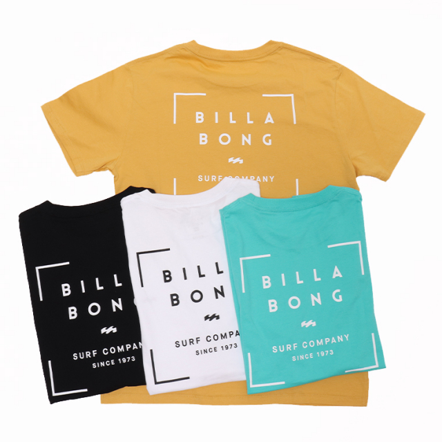BILLABONG ビラボン BB013225 レディース Tシャツ 綿100% バックプリントTシャツ