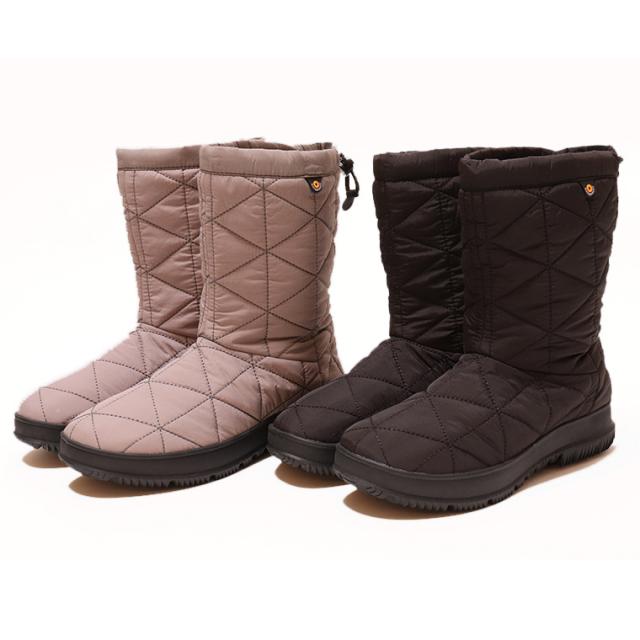BOGS(ボグス) 72238 SNOWDAY MID レディース防水ブーツ