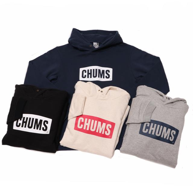 CHUMS チャムス CH00-1302 スウェット プルオーバー パーカー 裏起毛