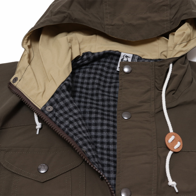 CHUMS チャムス CH04-1179 Camping Parka キャンピングパーカー