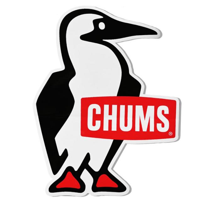 CHUMS チャムス CH62-1623 ステッカー ビッグブービーバード ゆうパケット対応商品
