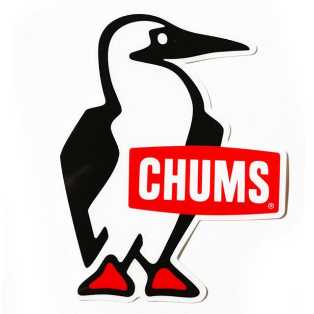CHUMS チャムス CH62-1625 カーステッカー ブービーバード スモール ゆうパケット対応商品
