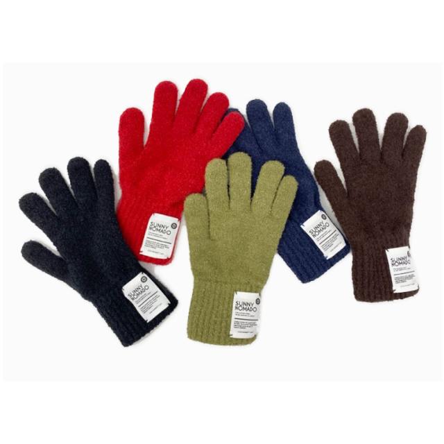 SUNYNOMADO サニーノマド どうぶつてぶくろ 手袋 抗菌 抗ウイルス 消臭 日本アトピー協会推奨品