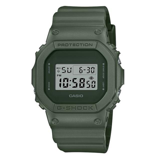 G-SHOCK DW-5600ET-5JF 「アースカラースペシャルコレクション」モスグリーン 腕時計 アウトドア