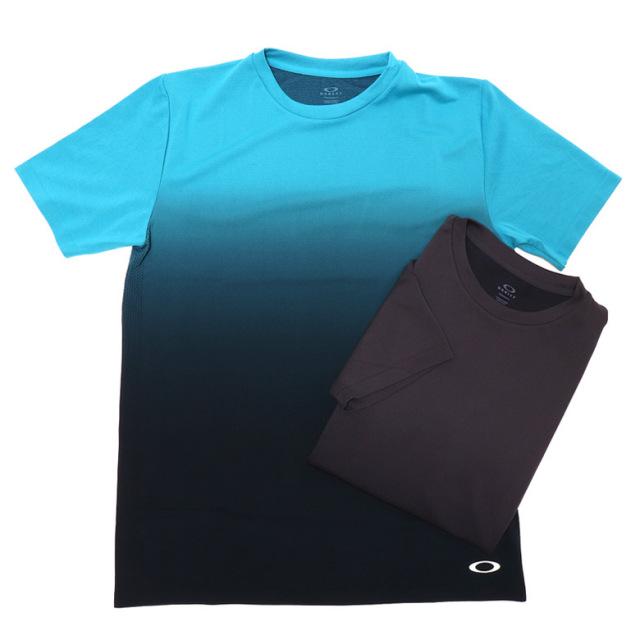 OAKLEY オークリー FOA402400 Tシャツ 半袖 シャツ 吸汗速乾 ナイロン78%ポリエステル22%