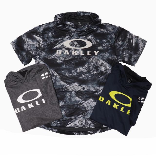 OAKLEY オークリー FOA402412 トレーニングシャツ Tシャツ 半袖 機能Tシャツ ジムウェア