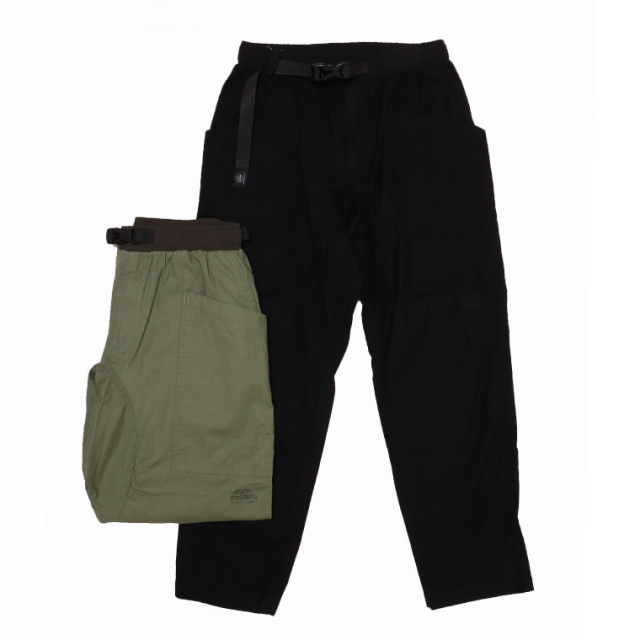 gymmaster ジムマスター G633629 ストレッチスラブ ガーデニングパンツ ビックポケットパンツ